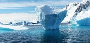Antarctica has lost 3,000 million tons of ice in 25 years