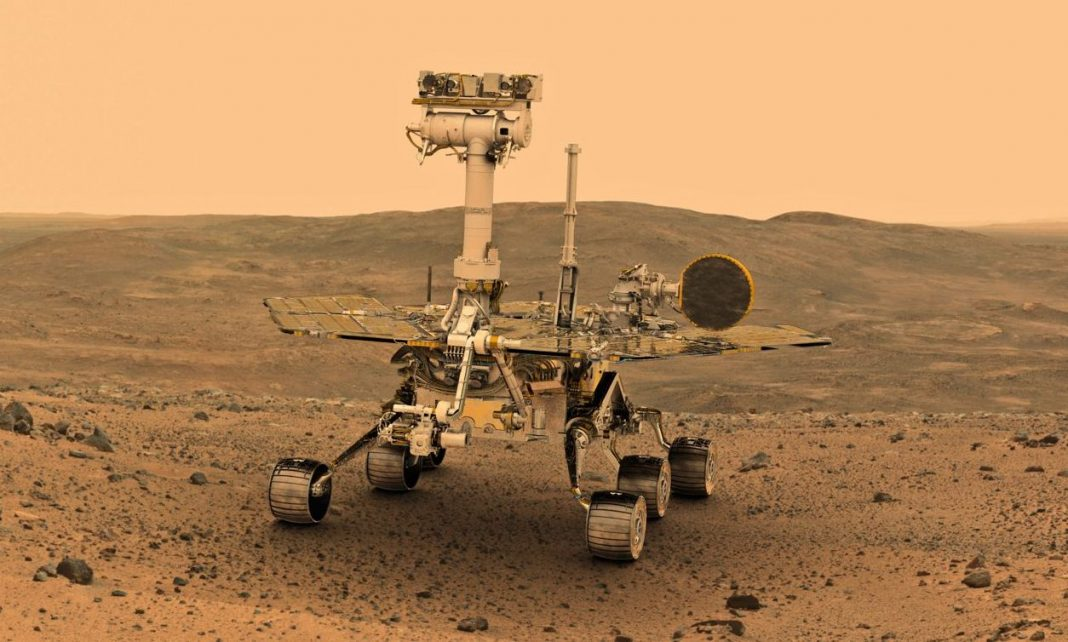 mars rover opportunity battery - photo #4