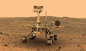 NASA loses contact with Opportunity