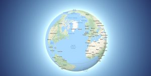 """Goodbye to the """"Flat Earth"""" in Google Maps"""