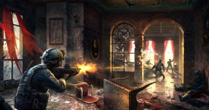 Top 5 FPS games for Android OS