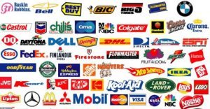 How has the value of the main world brands changed in this century?
