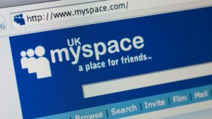 Myspace lost all music and photos uploaded between 2003 and 2015
