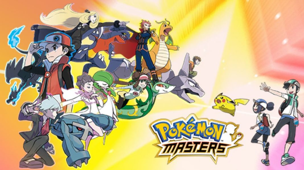 Pokemon Masters iOS Android