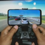 Gaming gear for mobile