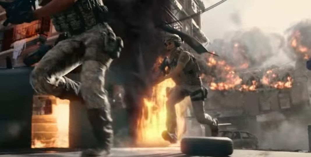 Call of Duty Modern Warfare Season 1 trailer