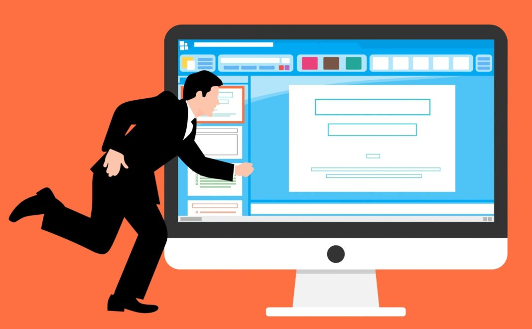 Website bounce rate