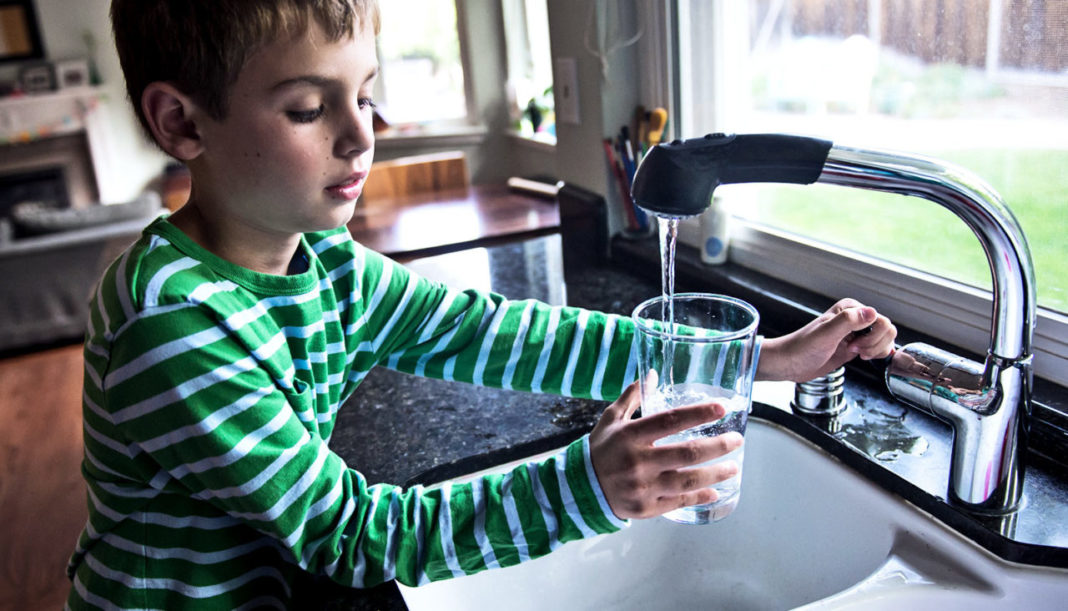 Water quality at home