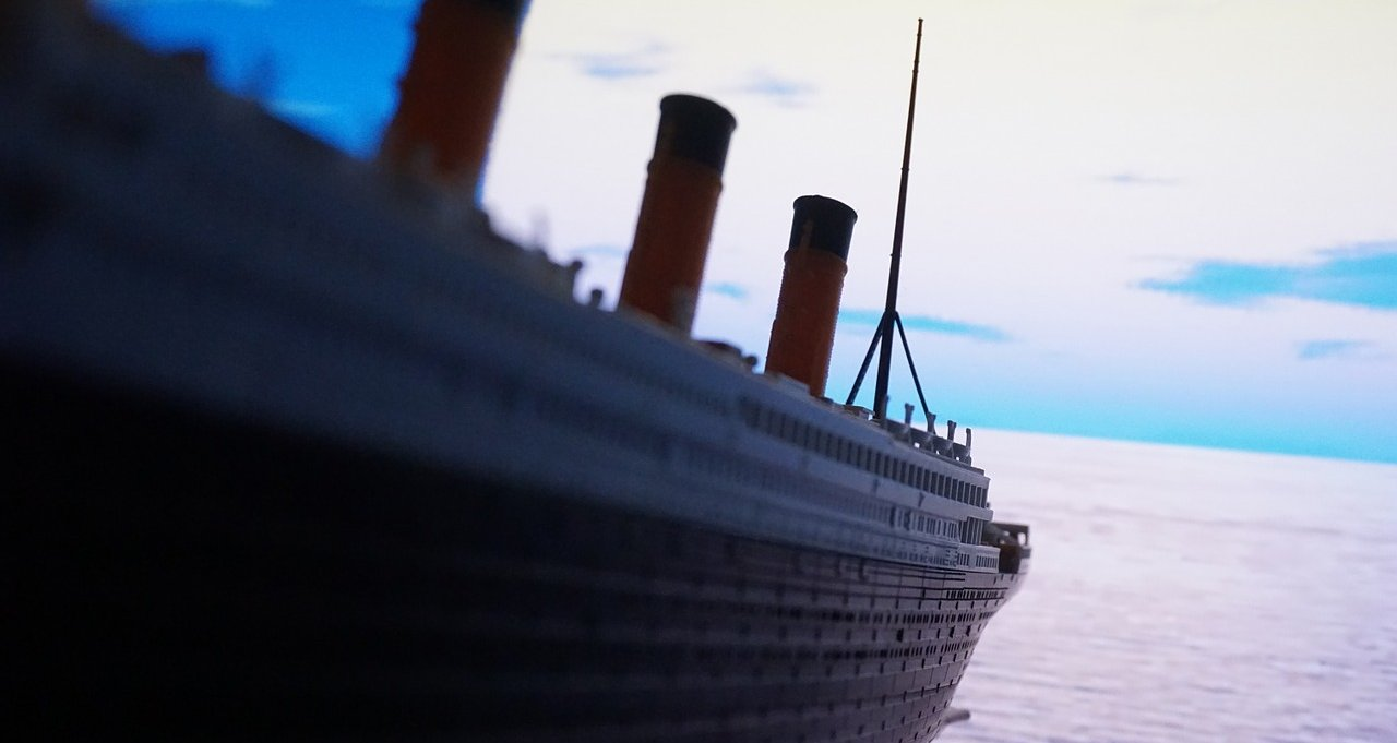 Is it reasonable to remove parts from the Titanic now ...