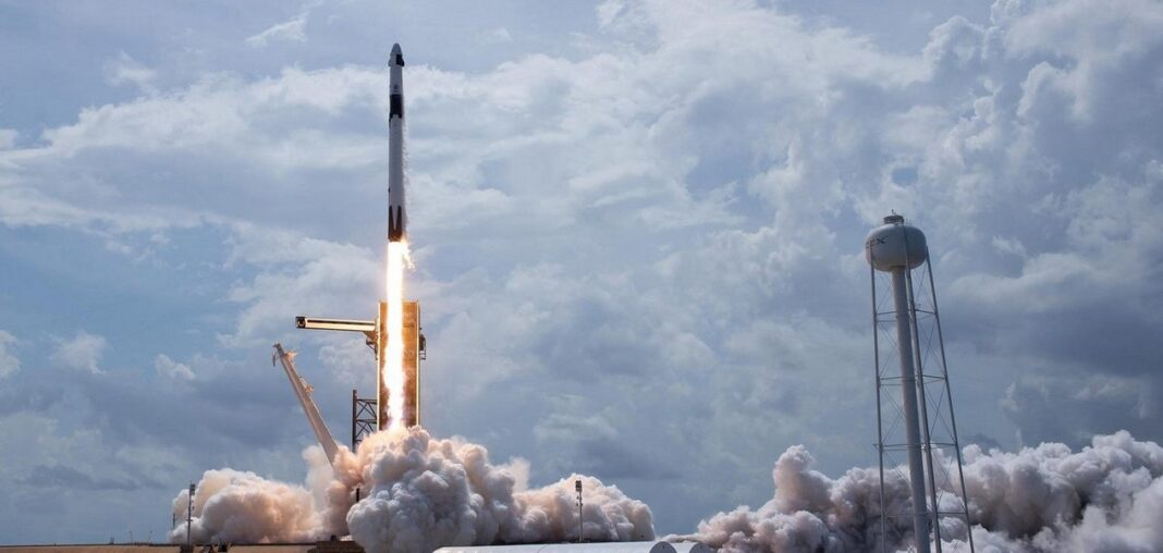 Falcon 9 launch