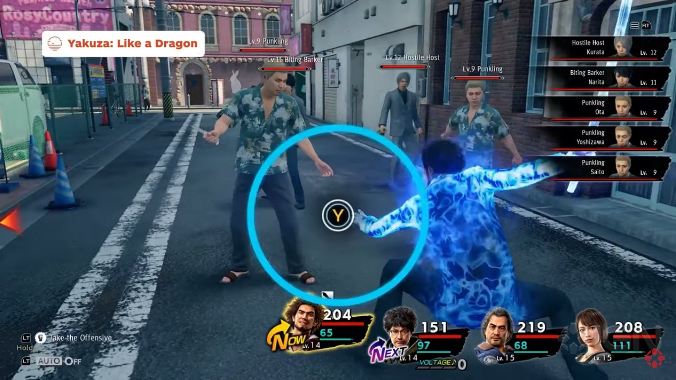 Sega Shows Gameplay From The Western Version Of Yakuza Like A Dragon Tech Nation News